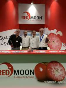 Red Moon a Madrid, a Fruit Attraction