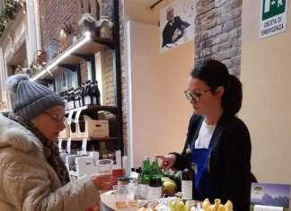 Le mele Marlene, caratterizzate dal bollino azzurro, sono state nei giorni scorsi al centro di momenti di degustazione nei negozi Eataly di Milano e Torino
