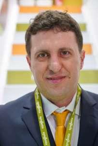 Massimo Perboni, Food Value Chain Lead Italy dell'azienda Syngenta