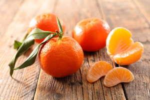 LLe clementine, come altri agrumi, sono ricche di esperidina