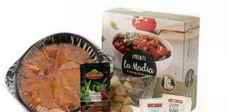 La linea I Pronti lanciata da La Madia Regale, brand di Athenor. E' composta da sei referenze