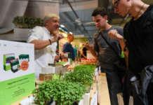 VeggieWorld conta edizioni in 8 Paesi e 16 città (nella foto quella di Monaco, foto Andreas Gebert). Ed è la fiera vegan più longeva al mondo