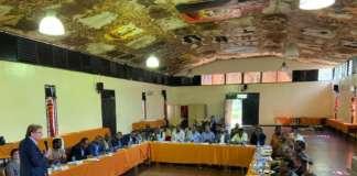 La presentazione di Macfrut 2020 è avvenuta ad Addis Abeba e Luanda, capitali dell'Etiopia e Angola, e nella città di Arba Minch