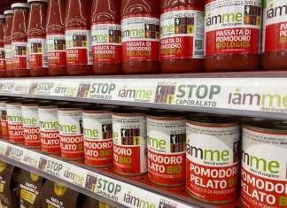 I prodotti di trasformazione del pomodoro a marchio Iamme, distribuiti dal Gruppo Megamark