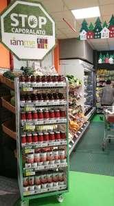 Le referenze a marchio Iamme, a base di pomodoro, contro il caporalato