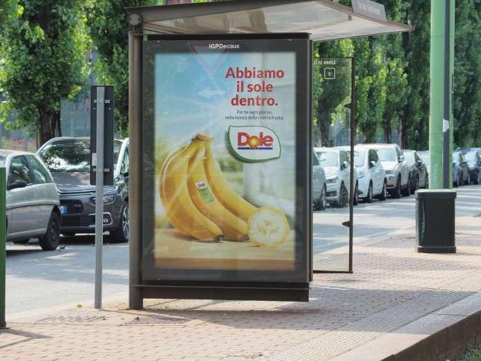 Dole Milano frutta