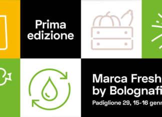 Sono 16 le aziende protagoniste della prima edizione di Marca Fresh, all'interno diMarcabyBolognaFiere
