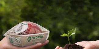 Biopac, McGarlet presenta un packaging plastic free