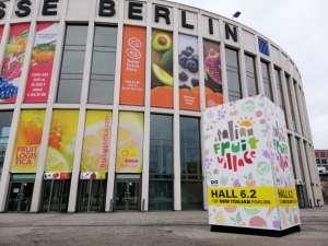 L'Italian Fruit Village, a Fruit Logistica, sarà ospitato nel nuovo padiglione italiano hall 6.2
