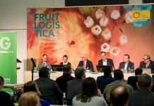 La conferenza stampa di GLOBALG.A.P a Fruit Logistica, a Berlino
