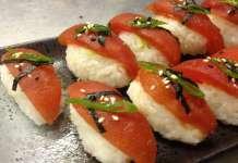 Ocean Hugger Foods utilizza ingredienti solo vegetali per il pesce di sushi e sashimi