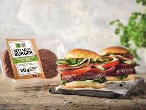 Il Next Level Burger si trova nella catena Lidl, anche in Italia