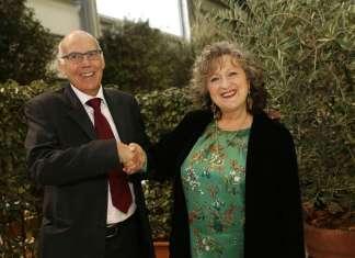 Roberto Zanoni, presidente di AssoBio, e Maria Grazia Mammuccini, presidente di FederBio. Le due associazioni dicono no all'accordo quadro sul pomodoro bio da industria