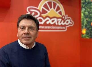 Aurelio Pannitteri, presidente dell'OP Rosaria, è soddisfatto dell'interesse riscosso dalle novità Arancia Bionda e Arancia Bio