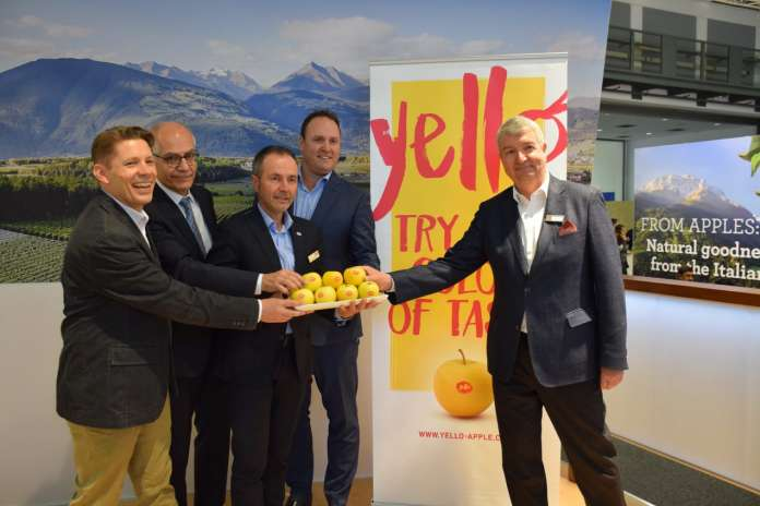 L'accordo di sub licenza siglato a Fruit Logistica dai consorzi altoatesini Vog e Vip con l'azienda Montague Australia