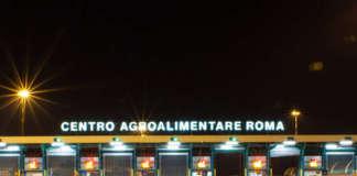 Car roma mercato ortofrutticolo