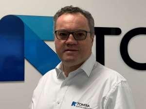 Gianluca Coloretti, area sales manager di Tomra Food, azienda leader nelle selezionatrici ottiche