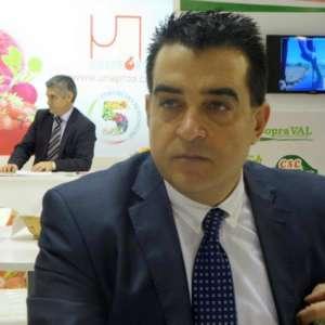 Salvatore Lotta, attuale direttore commerciale della Op agricola Campidanese