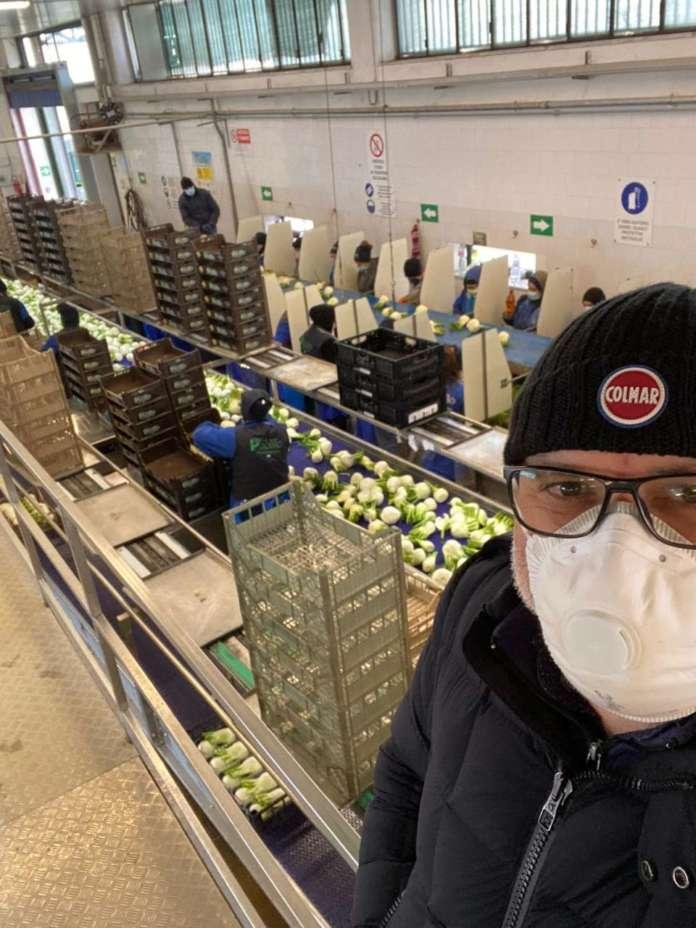 Ciro Paolillo, sales manager Paolillo