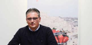 Rocco Zuccarella, titolare della Zuccarella Società Cooperativa Agricola, nonché presidente del Consorzio di valorizzazione Club Candonga