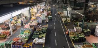 mercati agroalimentari coronavirus