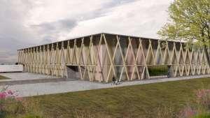 Il nuovo impianto di Planet Farms che sarà inaugurato a Cavenago