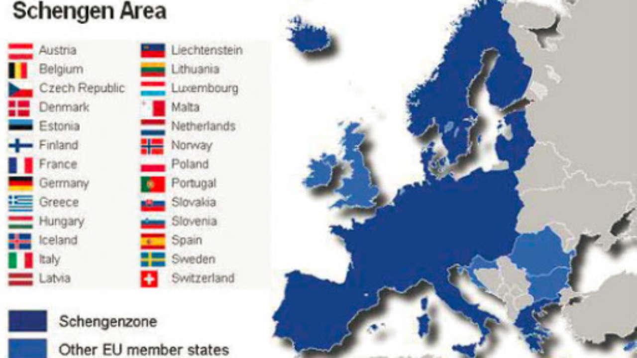 Coronavirus, bye bye Schengen