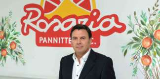 Il presidente dell'Op Arancia Rosaria, Aurelio Pannitteri