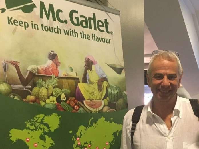 Luca Garletti, amministratore delegato di Mc Garlet