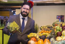 Raúl Calleja, direttore della fiera Fruit Attraction 2020