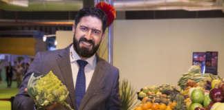 Raúl Calleja, direttore della fiera Fruit Attraction 2020