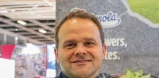 Matteo Bortolini, direttore generale della cooperativa Sant'Orsola