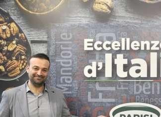Giuseppe Moccia, direttore commerciale di Parisi Spa, azienda con sede a Somma Vesuviana
