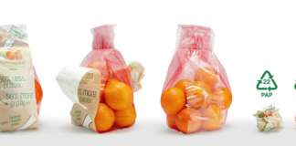 L'innovativo packaging Sormapeel di Sorma Group, novità lanciata a Fruit Logistica 2020