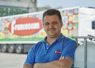 Bruno Francescon, socio principale dell'Organizzazione dei produttori Francescon