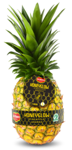 Ananas HoneyGlow Del Monte, un prodotto premium