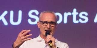 Jurgen Braun, co-titolare di Kiku Variety Management, azienda bolzanina incaricata delle attività di marketing e socia di Red Moon srl