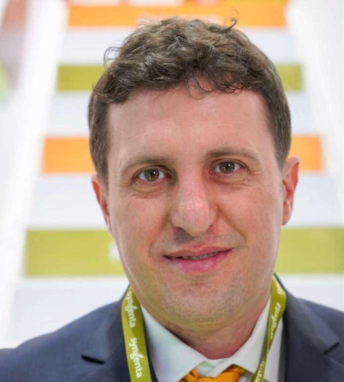 Massimo Perboni, attuale Food Value Chain Lead Vegetable Seeds di Syngenta Italia