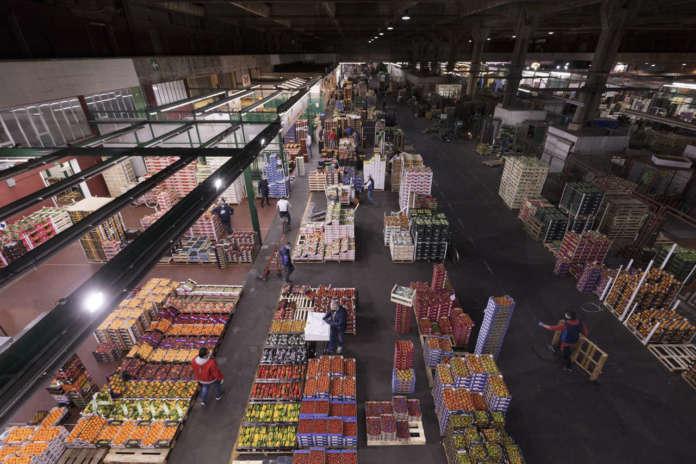 Foody, mercato ortofrutticolo di Milano