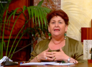 Teresa Bellanova, ministra delle Politiche agricole alimentari e forestali