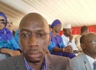 Papa Meissa Wade, oggi titolare dell'azienda ortofrutticola Amalib Sarl, in SenegalPapa Meissa Wade, oggi titolare dell'azienda ortofrutticola Amalib Sarl, in Senegal