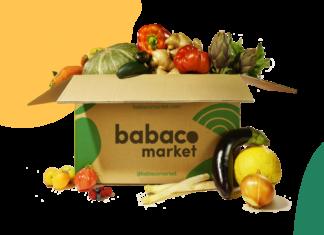 La box di frutta e verdura di Babaco Market, delivery su abbonamento