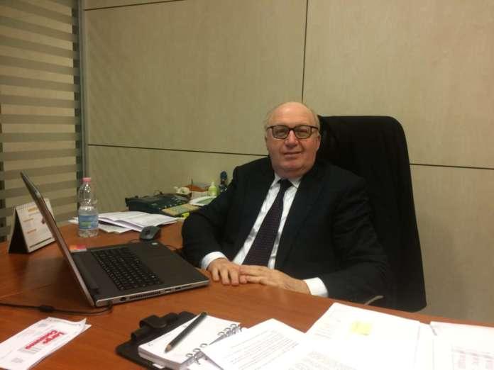 L'attuale presidente di Agribologna Lauro Guidi
