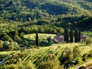Galbusera Bianca è immersa nel Parco di Montevecchia e della Valle del Curone