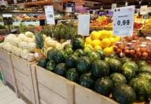 Sono 494 mila le tonnellate di ortofrutta acquistata nel mese di maggio in Italia secondo i dati di Cso Italy