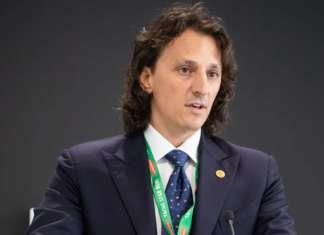 L'Amministratore delegato Mattia Noberasco