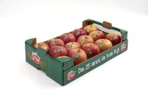 Da 25 anni MelaPiù punta su un'unica varietà di mela, la Fuji