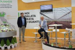 Giancarlo Boscolo e Riccardo Pastore (Cultiva) a Sana 2019