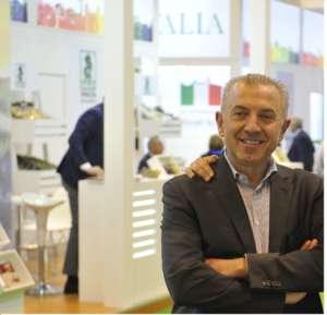 Raffaele Bucella, responsabile vendite Italia di Granfrutta Zani