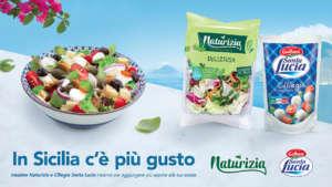 Operazione di co-marketing tra Naturizia e Galbani